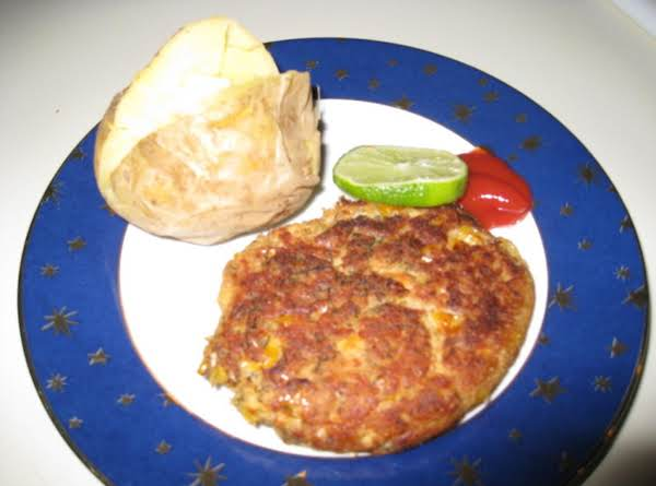 Tasty Salmon Patties Recipe