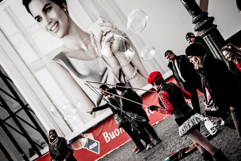 Artista di strada di MGPhoto