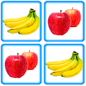 Fruit Match Memorice Memory Game! icon