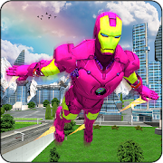 Game Flying Iron Hero City Survival APK for Windows Phone