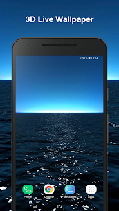 3D Ocean Live Wallpaper PRO 1.1 APK + MOD (Unlocked) 1