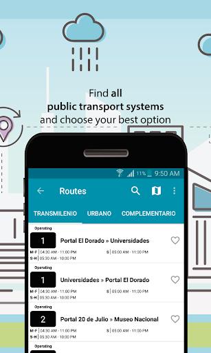 Transmilenio and Sitp 23.0.1-g Screenshots 6