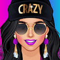 Glam Salon - Beauty & Fashion Game icon