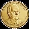 Franklin Roosevelt dollar