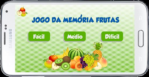 Memory Game Fruits