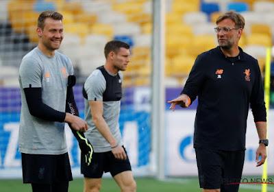 """Nog geen doorbraak in transfer Mignolet: """"Praten met meerdere clubs"""""""
