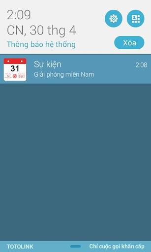 Vietnamese lunar calendar 1.7 8