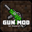 Gun Mod for Minecraft PE icon