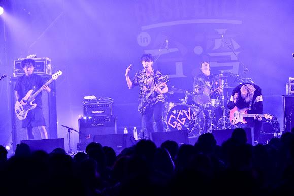 【迷迷歌單】 RUSH BALL 20th in 台灣ーgo!go!vanillas