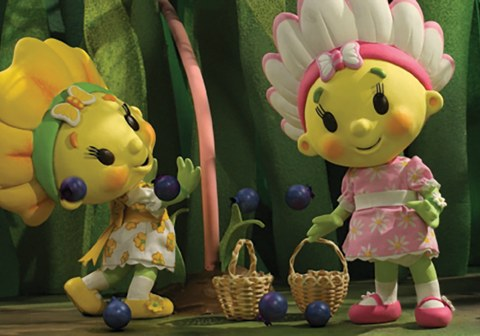 Garden-themed kids shows