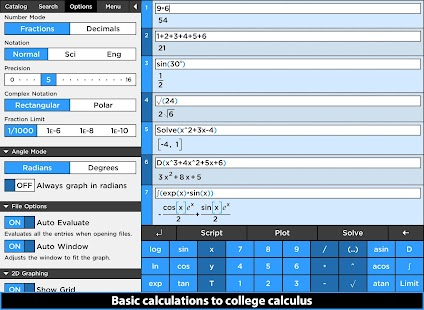 MathStudio Express Screenshot