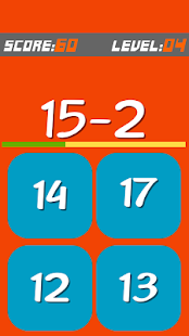Math Snap Pop Quiz - Free Game- screenshot thumbnail