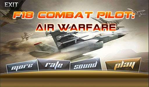 F18 Extreme Pilot: Air Warfare