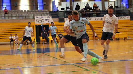 Durán Ejido Futsal se suma a la Copa del Rey en la Tercera Ronda