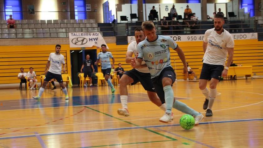 Durán Ejido Futsal se suma a la  Copa del Rey en la Tercera Ronda.