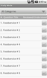 Registered Dietitian Exam Prep- screenshot thumbnail