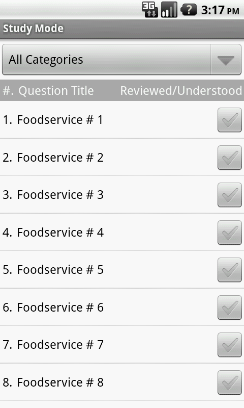 Registered Dietitian Exam Prep- screenshot