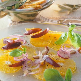 Italienischer Orangensalat