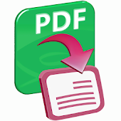 Aadhi PDF To Excel Converter