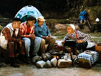 A-Camping We Will Go