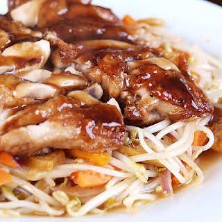 Stir Fried Bean Sprouts Chicken Recipes.