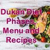 Dukan Diet Plan Phases, Menu and Recipes