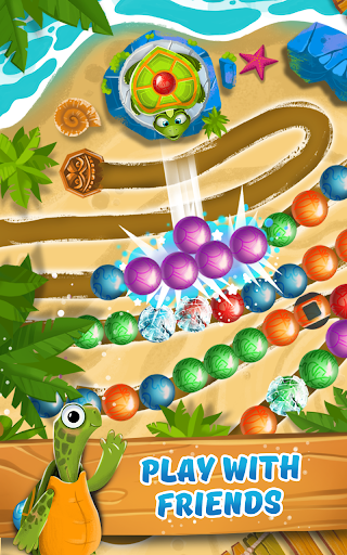 Marble Woka Woka from the jungle to the marble sea screenshot 9