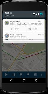 Fake gps - fake location- screenshot thumbnail