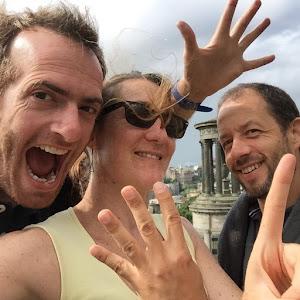 Semi-marathon du Beaujolais, une équipe qui roule pour L'Arche !