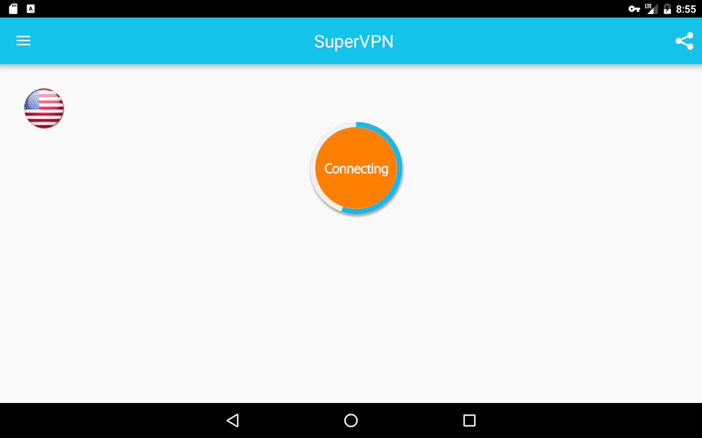 Super VPN - Best Free Proxy- screenshot