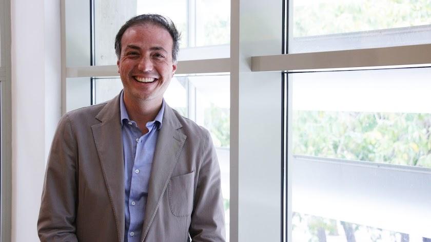 Julio Abdala, CEO de la startup almeriense.