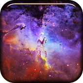 Space Nebula Live Wallpaper