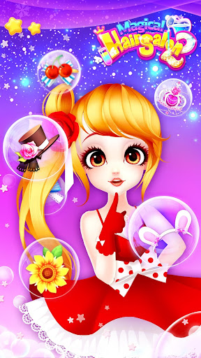 Princess Fashion Makeover: Hair Salon & Dress up 1.8 screenshots 3