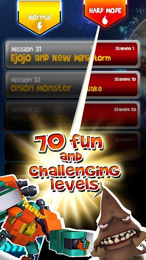 BoBoiBoy Puzzle Clash screenshot 9