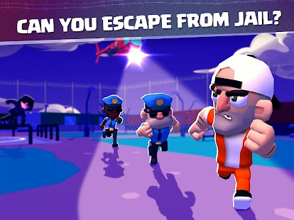 Prison Royale Screenshot