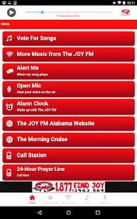 The JOY FM Alabama- screenshot thumbnail