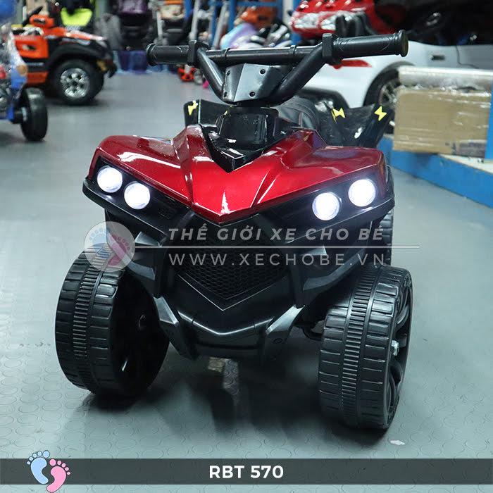 Xe moto điện trẻ em RBT-570 3