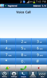 Voice Call- screenshot thumbnail