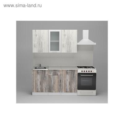 Кухонный гарнитур Инна медиум, 1400 мм
