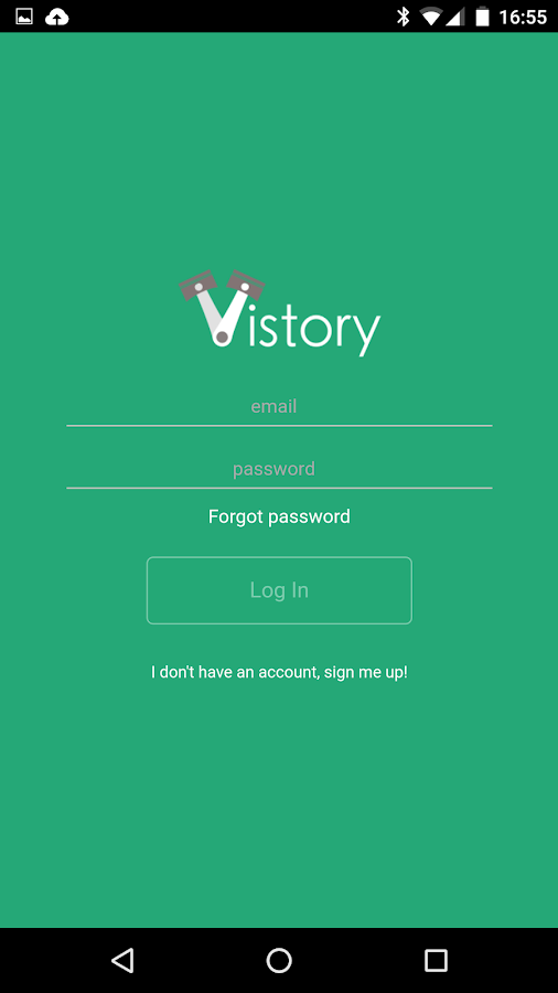 Vistory - your car's story- screenshot