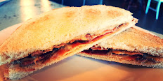 #6 - Toasted Peanut Butter and Bacon
