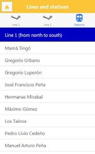 Santo Domingo Subway screenshot 4