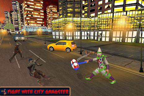 Killer Clown City Smash - náhled