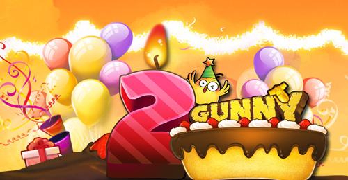 Cộng đồng Gunny chung tay làm bánh sinh nhật 1