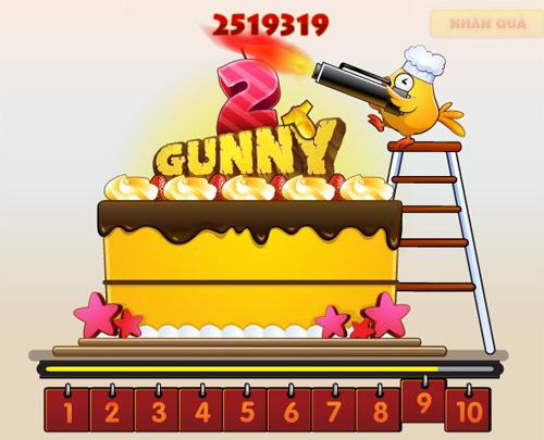 Cộng đồng Gunny chung tay làm bánh sinh nhật 3