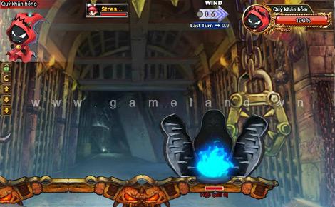 Gunny 2.6: Khám phá sào huyệt boss rồng 5