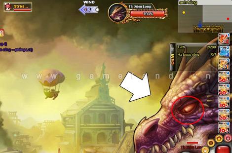 Gunny 2.6: Khám phá sào huyệt boss rồng 6