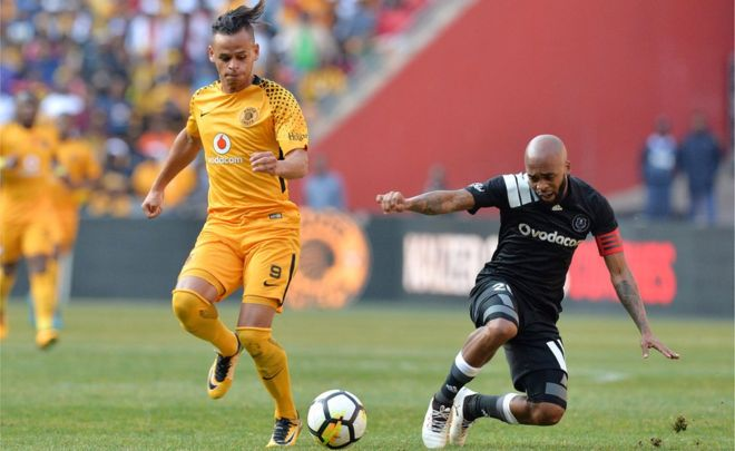 Gustavo Paez of Kaizer Chiefs. Picture: GETTY