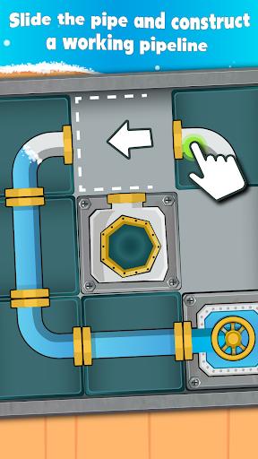 Water Pipes Slide 1.4 screenshots 1