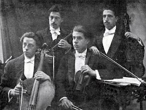 Photo: Quartet Renaixement 1911